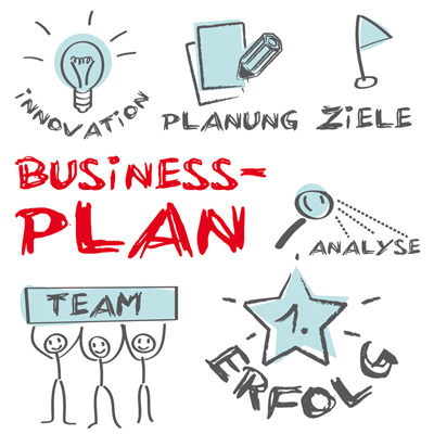 MLM-Software - Businessplan bei MLM