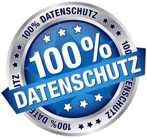 Unser System garantiert 100% Datenschutz
